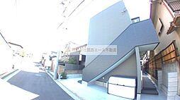 大阪府堺市西区浜寺諏訪森町西2丁の賃貸アパートの外観