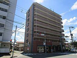 福岡県大野城市白木原2丁目の賃貸マンションの外観