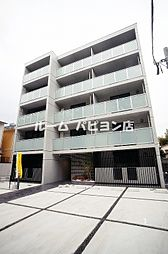 Branche箱崎宮前[4階]の外観