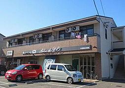 愛知県名古屋市緑区西神の倉2丁目の賃貸アパートの外観