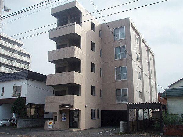 フラワーN22 5階の賃貸【北海道 / 札幌市北区】