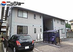 コーポ徳松[1階]の外観