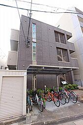 福岡県福岡市早良区藤崎1丁目の賃貸アパートの外観