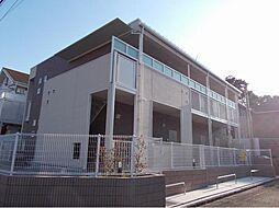神奈川県藤沢市湘南台7丁目の賃貸アパートの外観