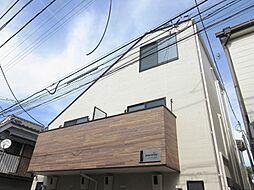 JR総武線 東中野駅 徒歩11分の賃貸アパート