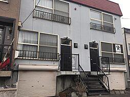 [テラスハウス] 北海道札幌市豊平区美園五条3丁目 の賃貸【/】の外観