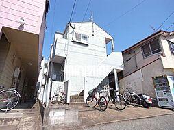 ウィステリア箱崎[2階]の外観