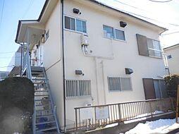 池田コーポA[201号室]の外観