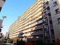 神奈川県横浜市保土ケ谷区西久保町の賃貸マンションの外観