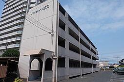 パンセハイツ近江[202号室]の外観