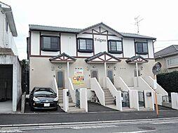福岡県北九州市八幡西区鷹見台1丁目の賃貸アパートの外観
