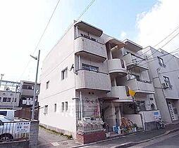 京都府京都市左京区吉田橘町の賃貸マンションの外観