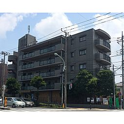東京都葛飾区東金町7丁目の賃貸マンションの外観