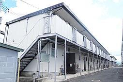 乙木ハイツA[101号室]の外観