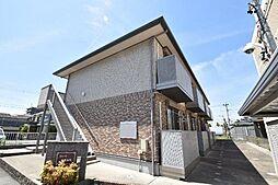 カーサ本宮新町[2階]の外観