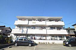 愛知県名古屋市中川区伏屋4丁目の賃貸マンションの外観