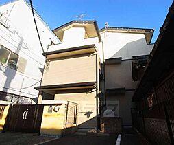 京都府京都市下京区若宮町の賃貸アパートの外観