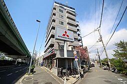 大阪府東大阪市川俣3丁目の賃貸マンションの外観