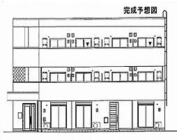 大阪府堺市堺区百舌鳥夕雲町1丁の賃貸マンションの外観