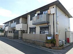 兵庫県赤穂市片浜町の賃貸アパートの外観