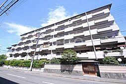 第2くめマンション[1階]の外観
