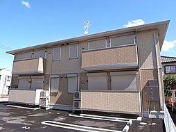 千葉県船橋市松が丘5丁目の賃貸アパートの外観