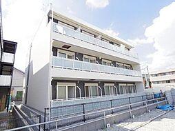 リブリ・ブランシュ壱番館[3階]の外観