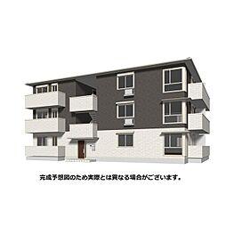 仮)中澤様D-room[3階]の外観
