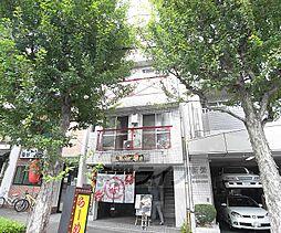 京都府京都市北区紫野下若草町の賃貸マンションの外観