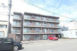 ビッグバーンズマンションN32E[2階]の外観