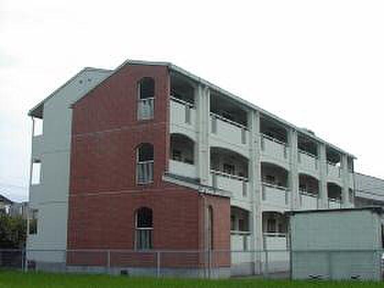 ロングヒルハイツ玉穂[2階]の外観