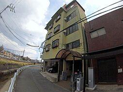 南花屋敷マンション(増建)[5階]の外観