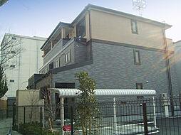 ムーンライト茨木[0201号室]の外観