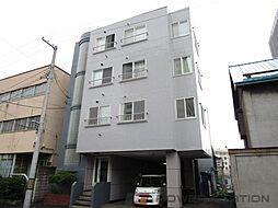 メゾンド・ボヌール[3階]の外観