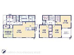 下新田駅 1,890万円