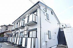 福岡県福岡市南区柳瀬2丁目の賃貸アパートの外観