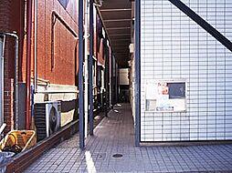 埼玉県川口市朝日2丁目の賃貸アパートの外観