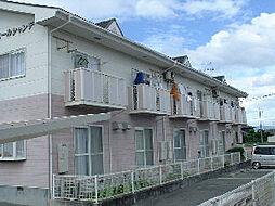 愛媛県伊予郡松前町大字南黒田の賃貸アパートの外観