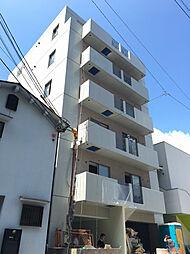 エヌズコートウエスト[5階]の外観