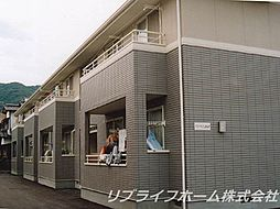 アンフィニヨシモト[1階]の外観