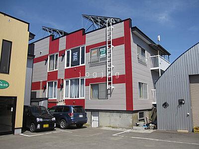 外観,1DK,面積31.2m2,賃料3.7万円,バス くしろバス鳥取大通9丁目下車 徒歩2分,,北海道釧路市鳥取大通9丁目