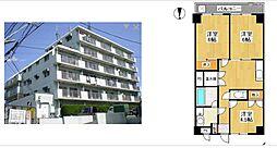 ロイアルハイツ戸塚[5階]の間取り