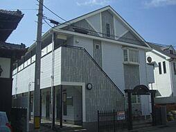 広島県呉市仁方桟橋通の賃貸アパートの外観