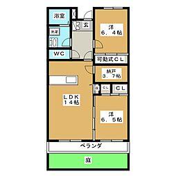 つきみ野駅 11.9万円