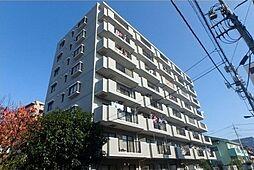 埼玉県草加市瀬崎3丁目の賃貸マンションの外観