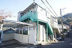 兵庫県神戸市須磨区妙法寺円満林の賃貸アパートの外観