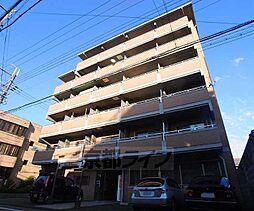 京都府京都市下京区油小路通北小路下る米屋町の賃貸マンションの外観