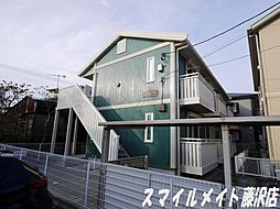 グラフィアス湘南[1階]の外観
