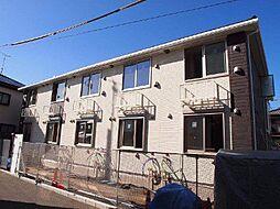 千葉県柏市みどり台1丁目の賃貸アパートの外観