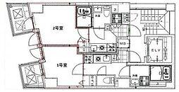 フォレスト代々木公園(仮称)[8階]の間取り